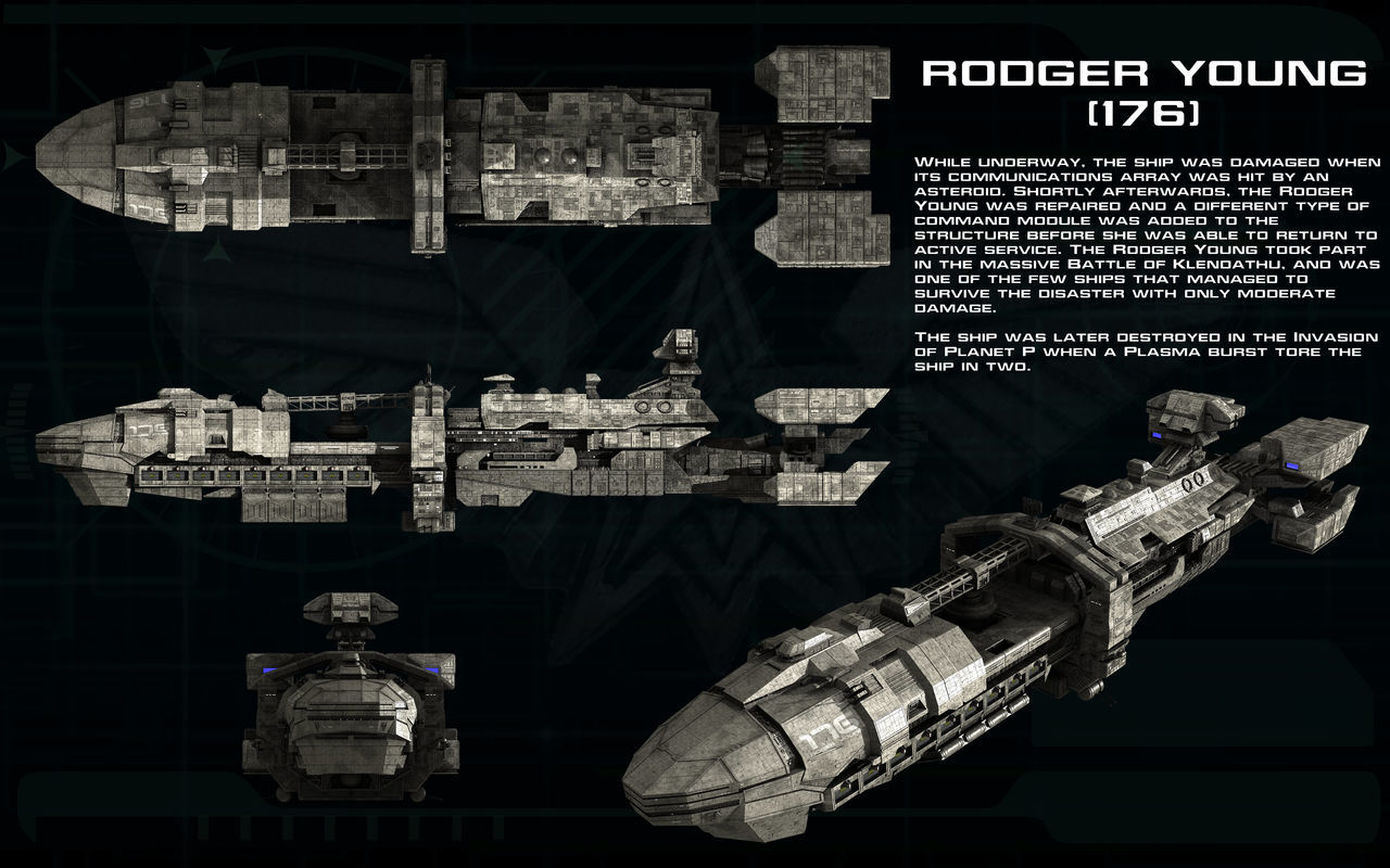 What Is Your Favourite Spaceship Design General I